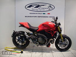 Monster 1200 Maxi GP